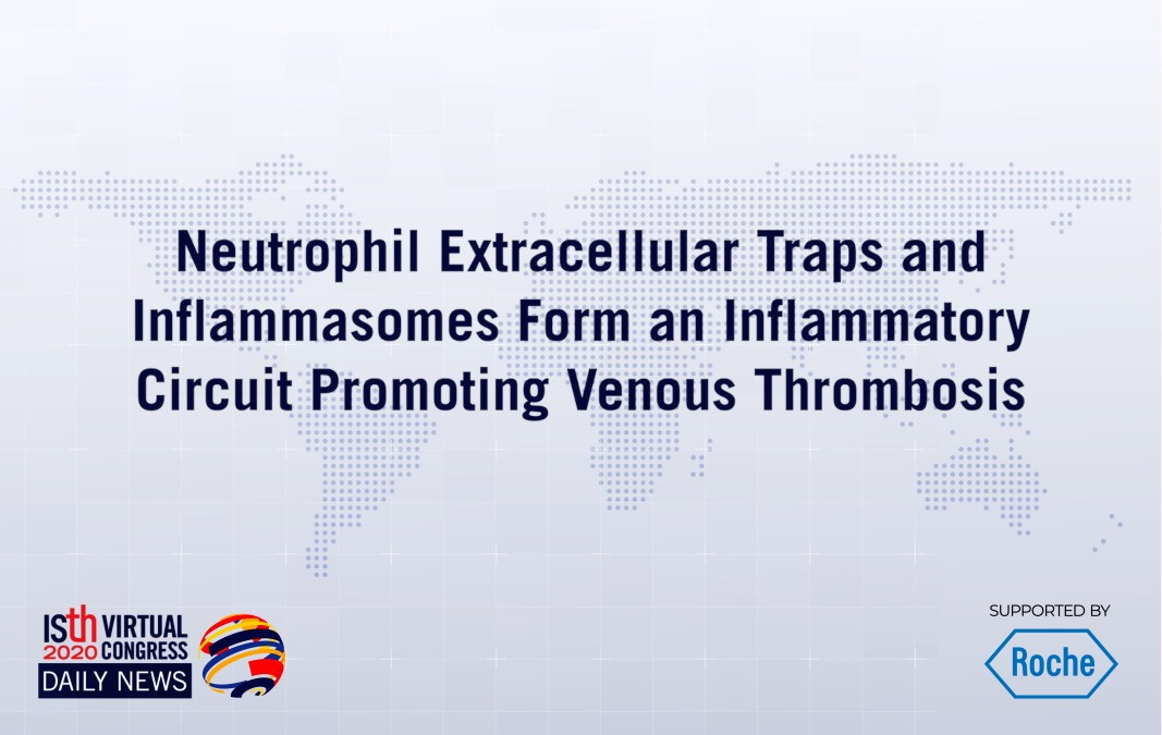 Neutrophil Extracellular Traps and Inflammasomes Form an Inflammatory Circuit Promoting Venous Thrombosis
