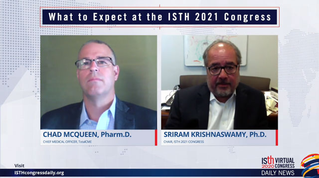 What to Expect at the ISTH 2021 Congress
