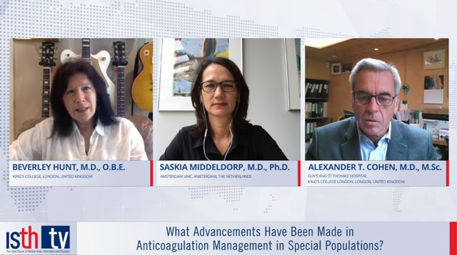 What Advancements Have Been Made in Anticoagulation Management in Special Populations?
