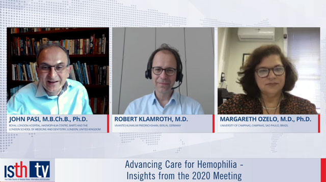 Advancing Care for Hemophilia – Insights from the 2020 Meeting